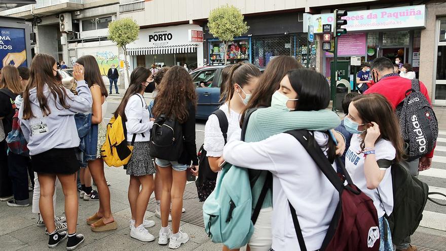 Los alumnos gallegos podrán compartir material el próximo curso escolar