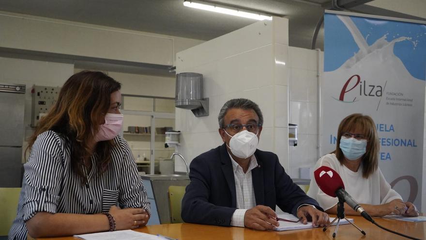 Hortensia Rodríguez, nueva gerente de la Escuela de Industrias Lácteas de Zamora