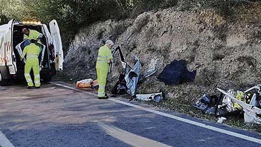 Conductores ebrios o drogados mataron a seis personas el año pasado en Baleares