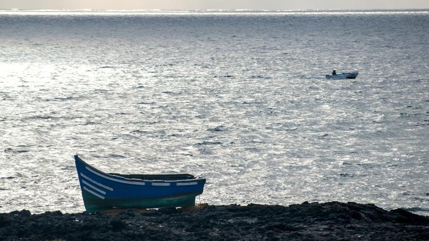 Diez ocupantes de la patera rescatada al sur de Gran Canaria murieron en la travesía
