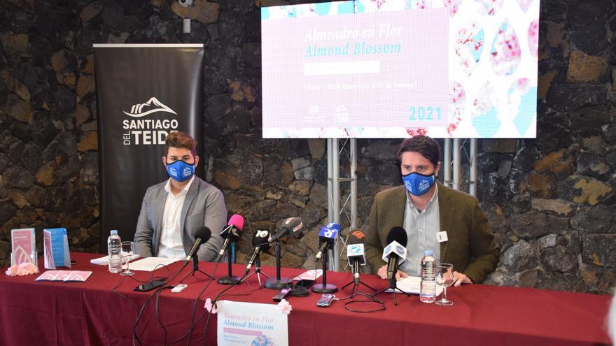 El Alcalde presenta la Campaña del Almendro en Flor 2021