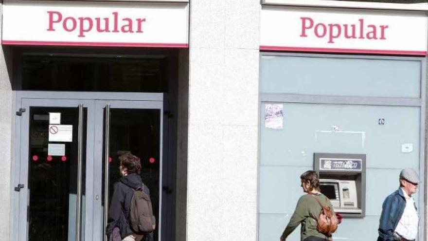 Los Concellos sin sucursales bancarias aumentaron un 65% con la crisis