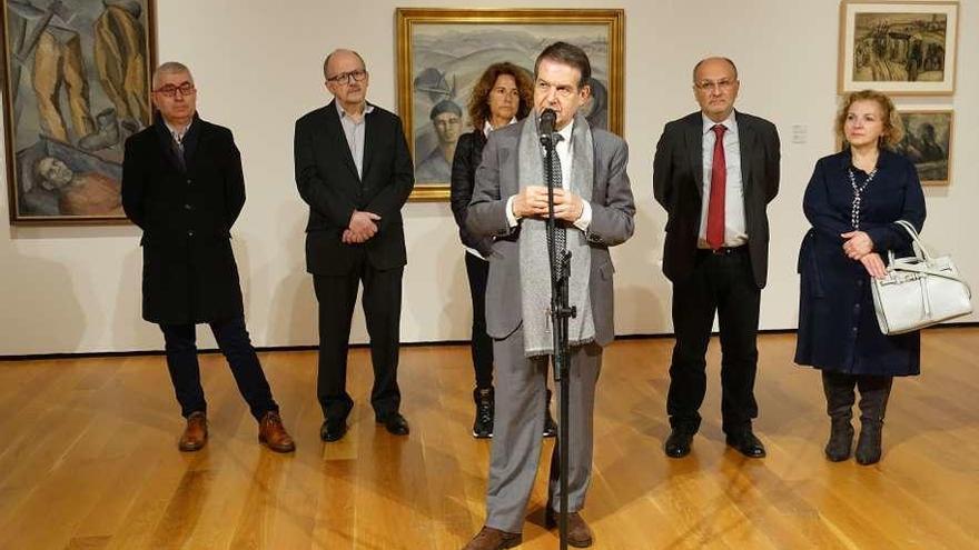 Una exposición antológica de Colmeiro inaugura la programación de 2020 del MARCO de Vigo