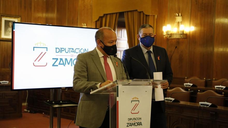 La Diputación concede ayudas a 116 pueblos de Zamora por el Plan Aqua