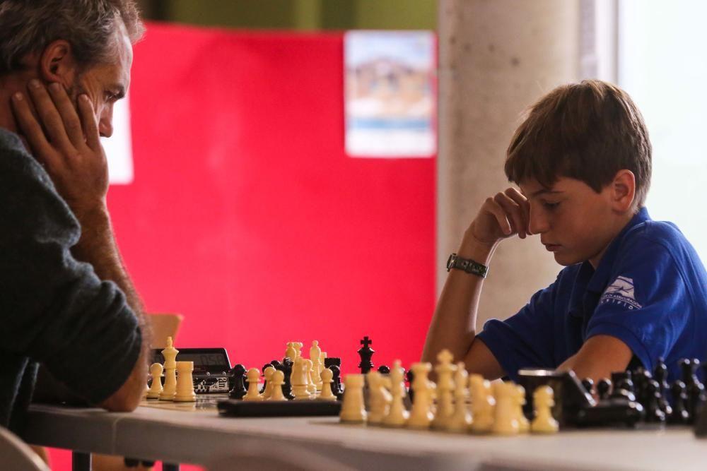 El serbio Slodovan Kovacevic se impone en el torneo de ajedrez Ciudad de Ibiza