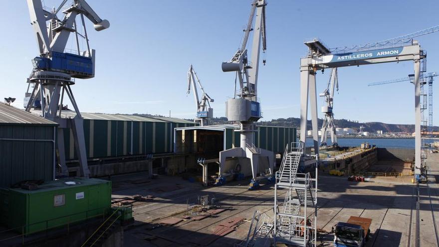 Una sentencia europea devuelve la incertidumbre al sector naval español