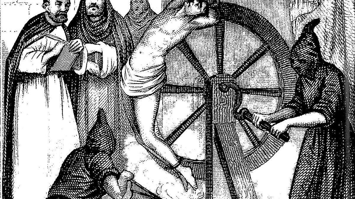 Verhöre und Folter: Mit der Inquisition legte sich niemand gern an. Das nutzten deren Vertreter aus.
