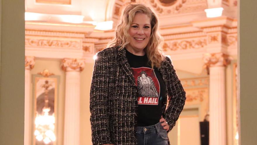 La soprano Sondra Radvanovsky torna al Liceu amb 'Les tres reines', un recital amb escenes de la 'Trilogia Tudor'