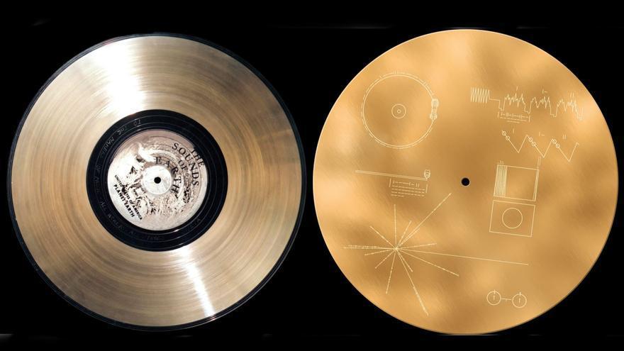 Esto sabrían de España los extraterrestres si encontraran los discos de oro de las sondas Voyager