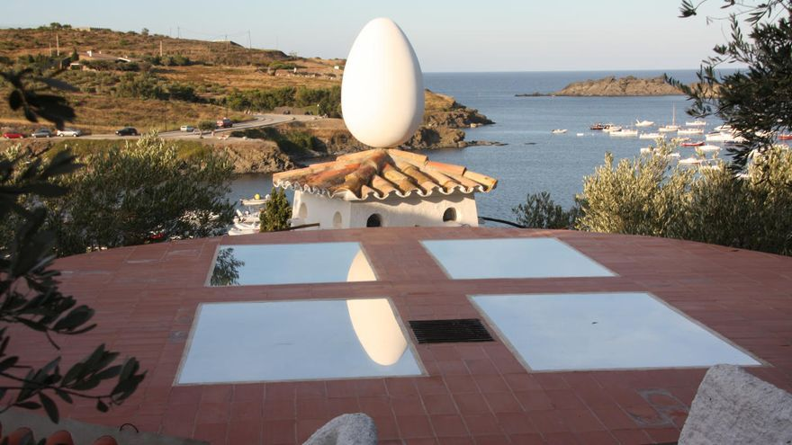 La casa Dalí de Portlligat guanya el premi Tiqets a millor museu d'Espanya