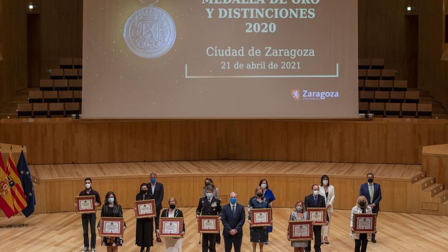 Vox votará en contra de la propuesta de Dune Solanot como persona predilecta de Zaragoza