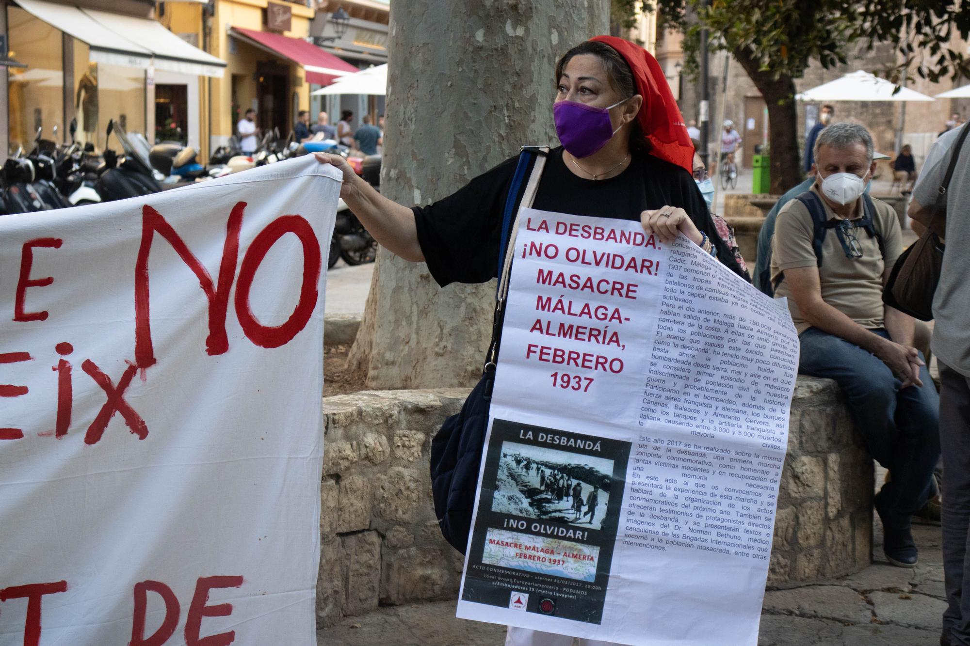 150 personas reclaman que se elimine sa Feixina
