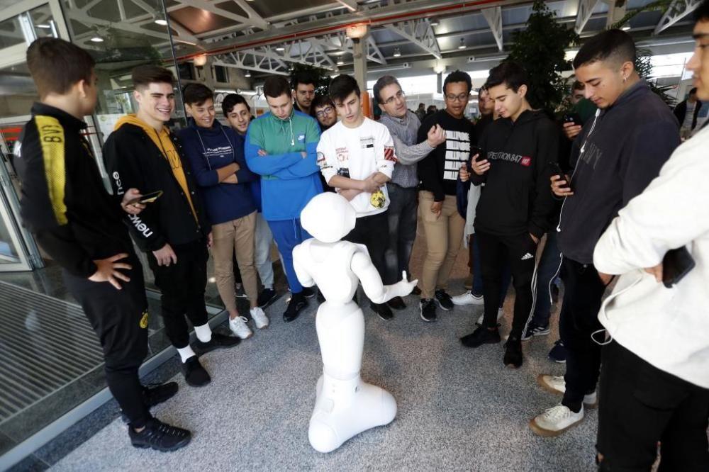 El primer salón InnovAtlántico ofrece tecnologías 4.0 al servicio de su empresa