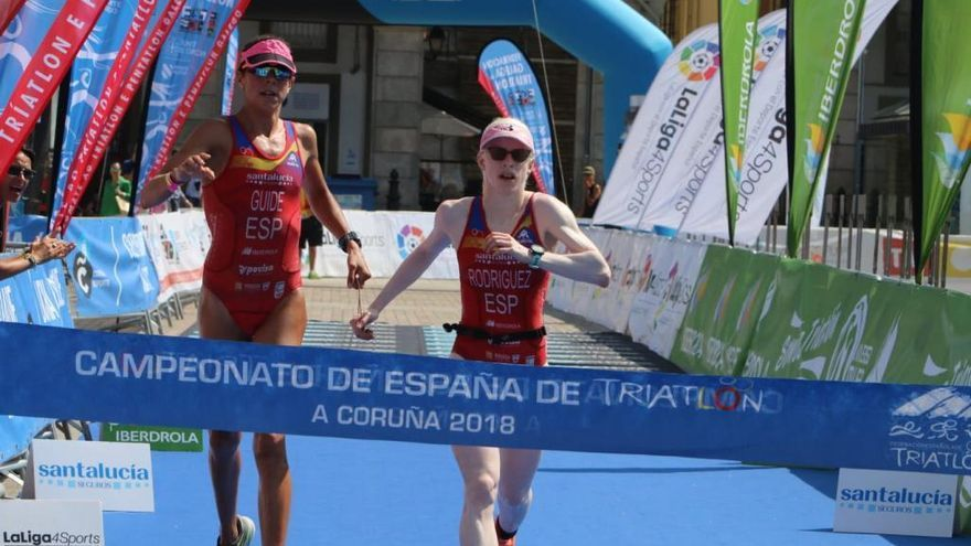 A Coruña acogerá en junio una prueba de la Copa Mundial de Paratriatlón