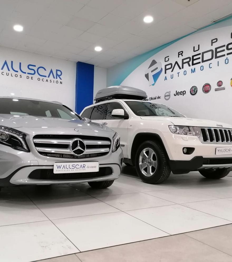 Compra tu coche de ocasión o vende el tuyo con la mejor tasación en Wallscar