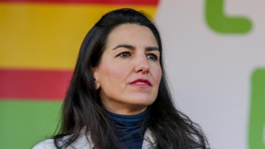 Más Madrid denuncia a Rocío Monasterio por falsedad y estafa por un visado