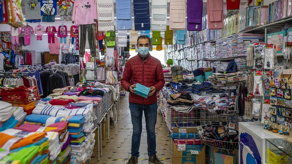 La mascarilla, de uso obligatorio en Portugal durante 3 meses