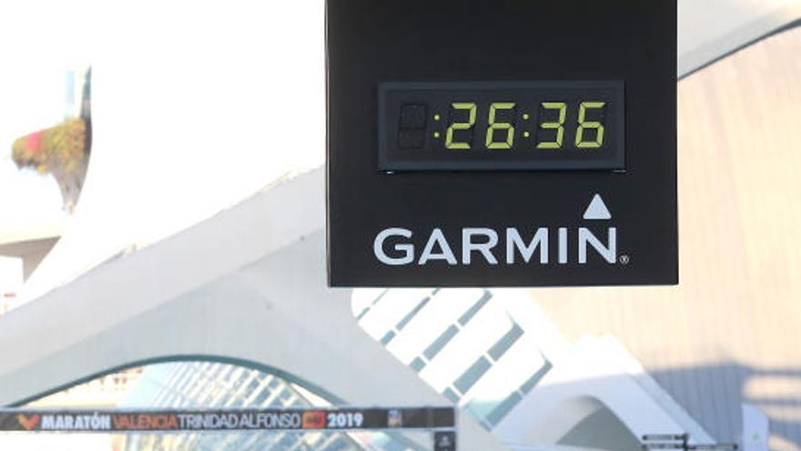 El récord de Cheptegei en el 10K del Maratón Valencia 2019