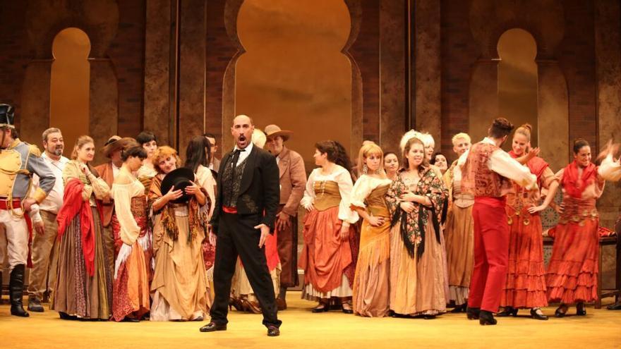 Teatro Principal Zaragoza - Carmen