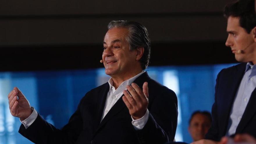 Acto de Ciudadanos con Albert Rivera en Málaga