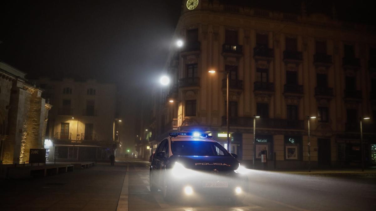 Primera noche de toque de queda a las 20 horas en Zamora.