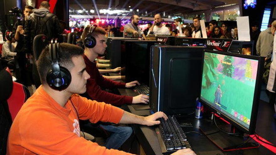La tercera edició del Barcelona Games World bat el rècord d'assistència