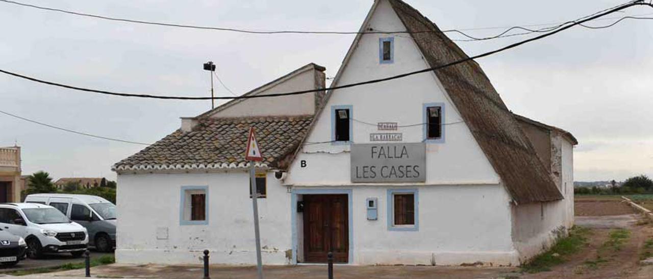 Sólo 69 barracas siguen en pie en l'Horta de las 2.500 registradas en 1929