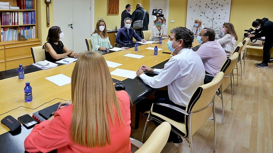 Castilla y Léon solo tiene confirmados 1.500 millones de los fondos COVID