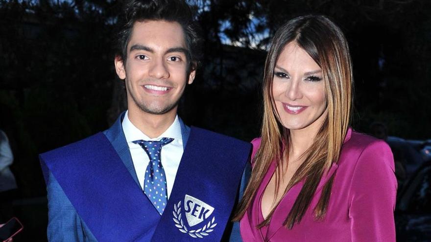 Alejandro Reyes, hijo de Ivonne Reyes, participará en 'Supervivientes 2020'