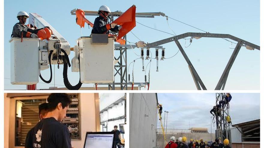 FEMPA | Ciclos formativos con los que obtener la titulación oficial en Electricidad en Alicante