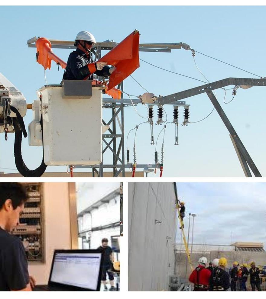 FEMPA   Ciclos formativos con los que obtener la titulación oficial en Electricidad en Alicante