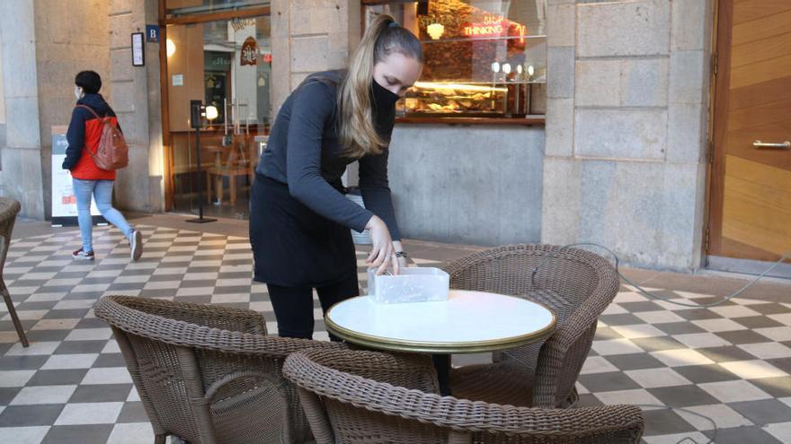 L'hostaleria de Girona reclama que l'allargament dels horaris s'estengui també a l'hora dels sopars