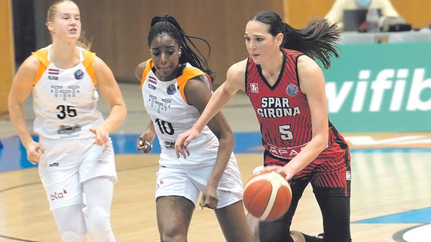 L'Spar Girona fitxa Binta Drammeh (TTT Riga)