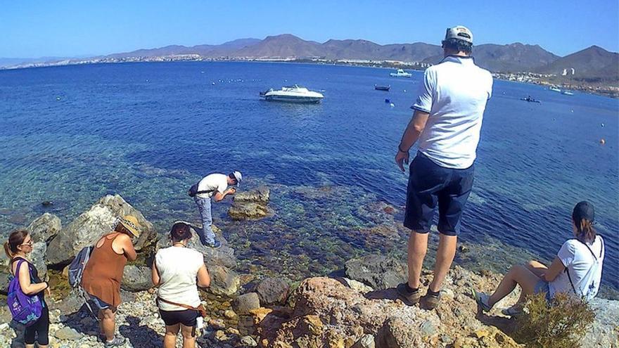 Dos itinerarios ambientales en junio para conocer más a fondo Cabo Tiñoso