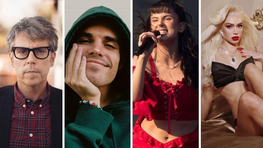 El Caudal Fest anuncia su cartel con Iván Ferreiro, Sen Senra, Nathy Peluso y Bad Gyal
