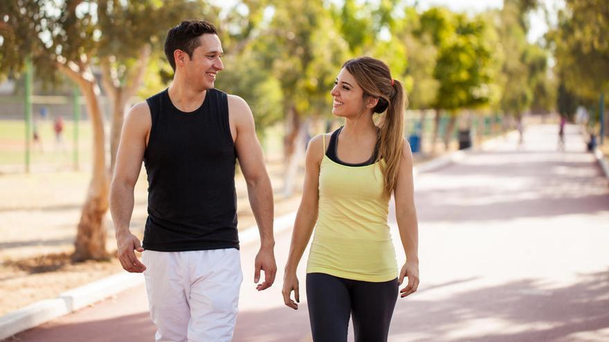 Cómo ponerte en forma y adelgazar con cinco sencillos ejercicios