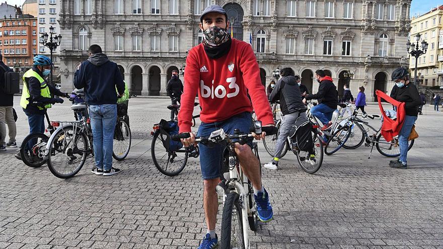 """""""As bicis eléctricas de Bicicoruña van ser un punto de inflexión para o seu maior uso"""""""