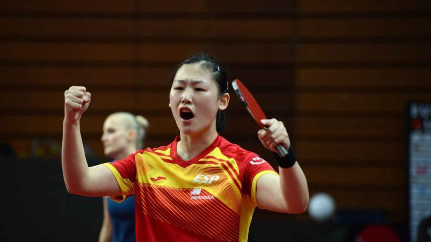 María Xiao se mete en tercera ronda  de tenis de mesa y Álvaro Robles se despide de Tokio