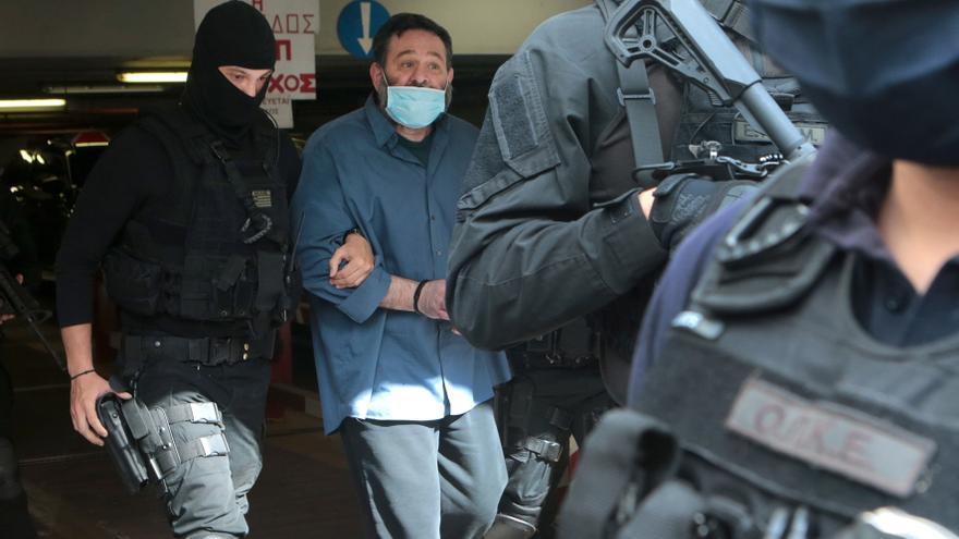 Extraditado a Grecia el eurodiputado Yannis Lagos, antiguo líder de Amanecer Dorado