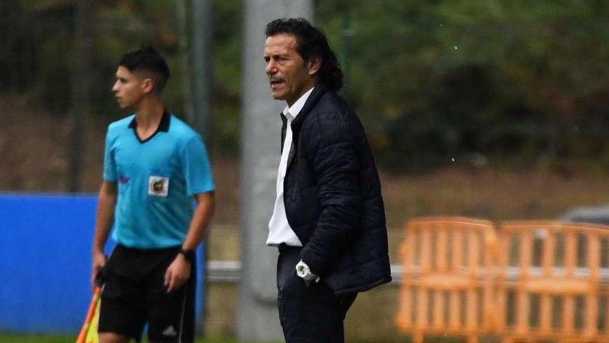 """Luisito: """"Me hace una ilusión enorme jugar ante el Ourense"""""""