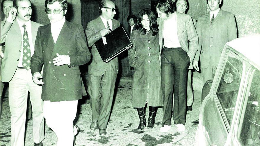 John Lennon y Yoko Ono y su 23 de abril de vértigo
