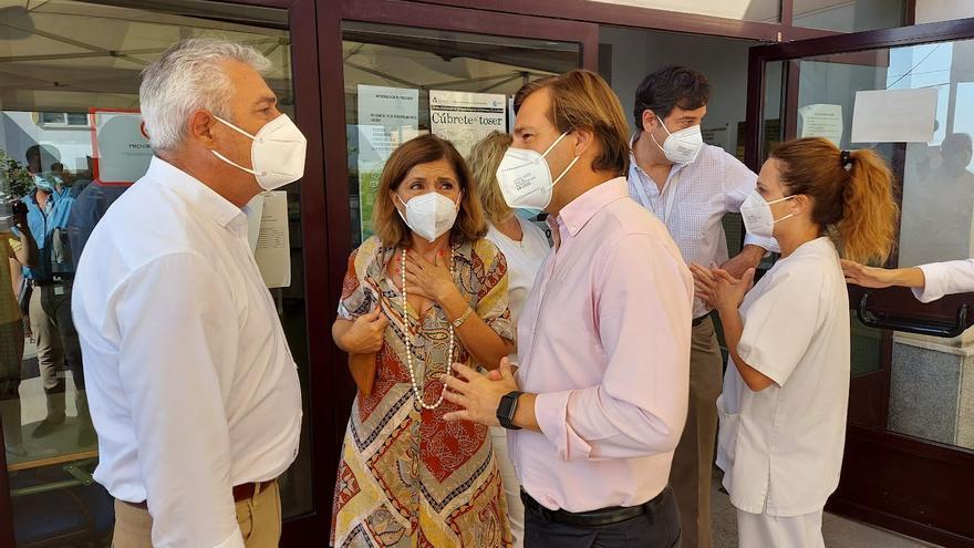 La Junta anuncia que ampliará el centro de salud de Fernán Núñez