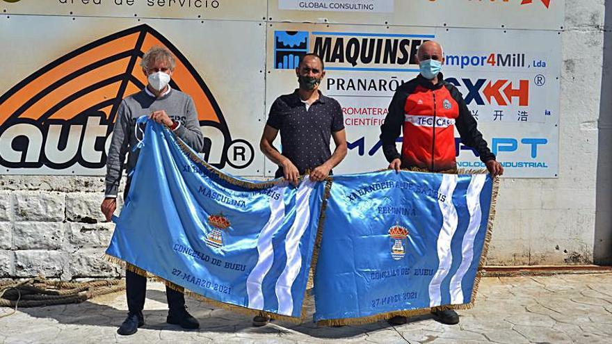La Bandera de Bueu reúne mañana a las embarcaciones de la provincia