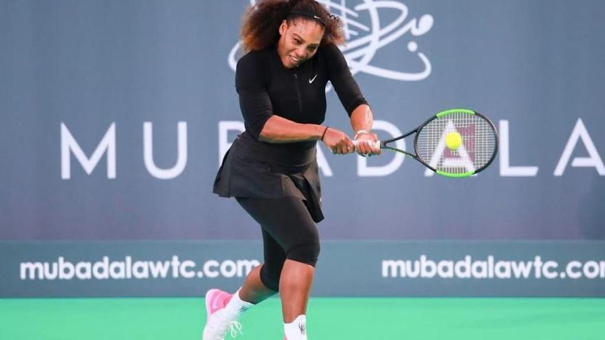 Schlägt Serena Williams bei den Mallorca Open auf?