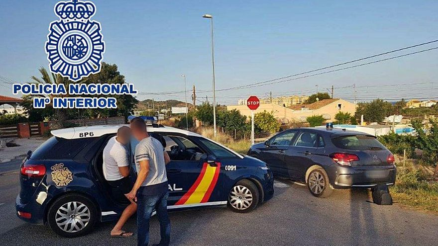 Detienen otra vez en La Vila a un reclamado por un atraco donde murió un deportista en Montenegro