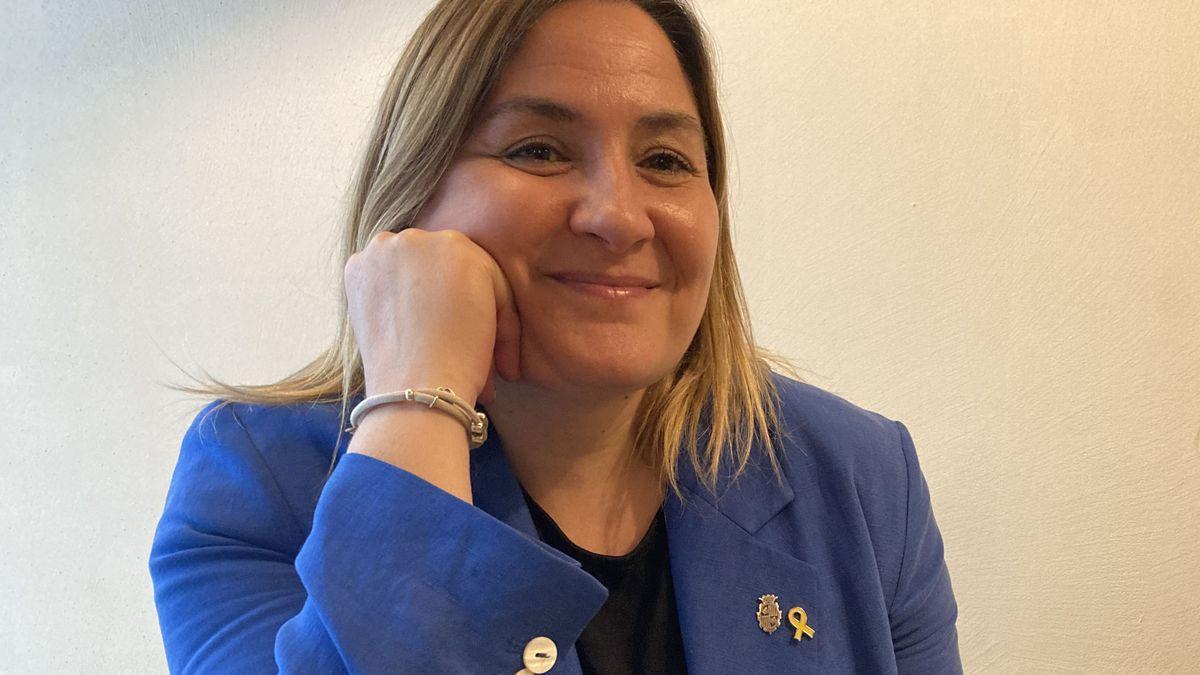 Agnès Lladó: «El nostre és un govern que dialoga, consensua i arriba a acords»
