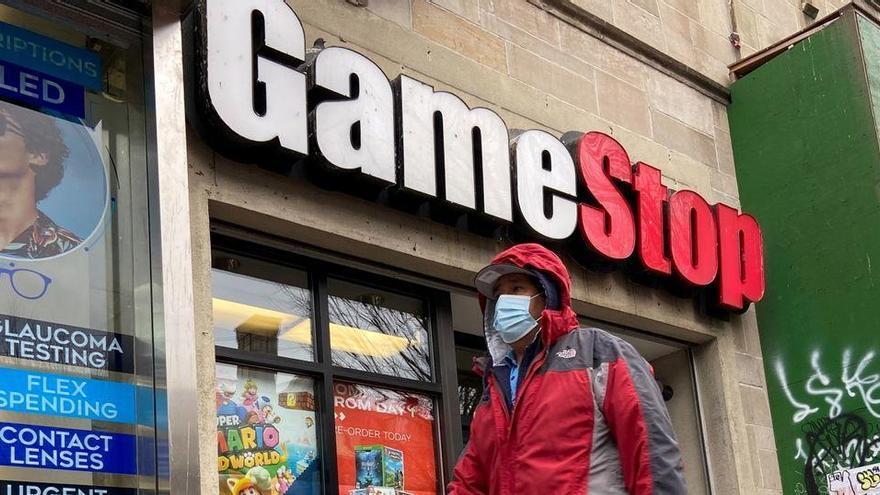 El golpe a Wall Street con GameStop, un grito contra las élites