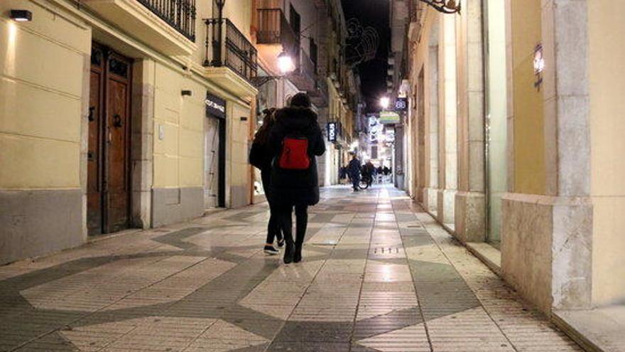 L'autor i la víctima de l'apunyalament al centre de Figueres són menors d'edat