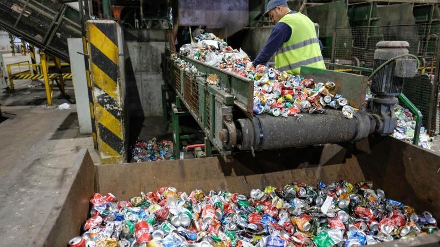 El Consorcio de residuos busca fondos de la UE para renovar la planta de Villena
