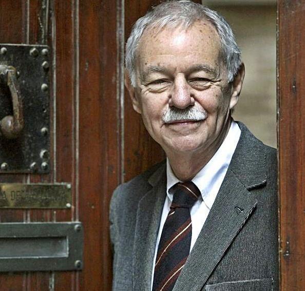 """Eduardo Mendoza, autor de """"La Ciudad de los Prodigios""""."""